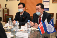 Partnership between MSLU and Pyongyang University of Foreign Studies